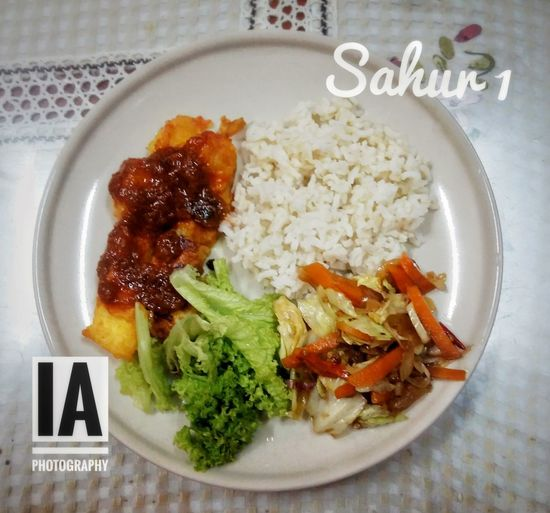 Ready-to-eat Plate No People Healthy Eating fasting Day Dietfood