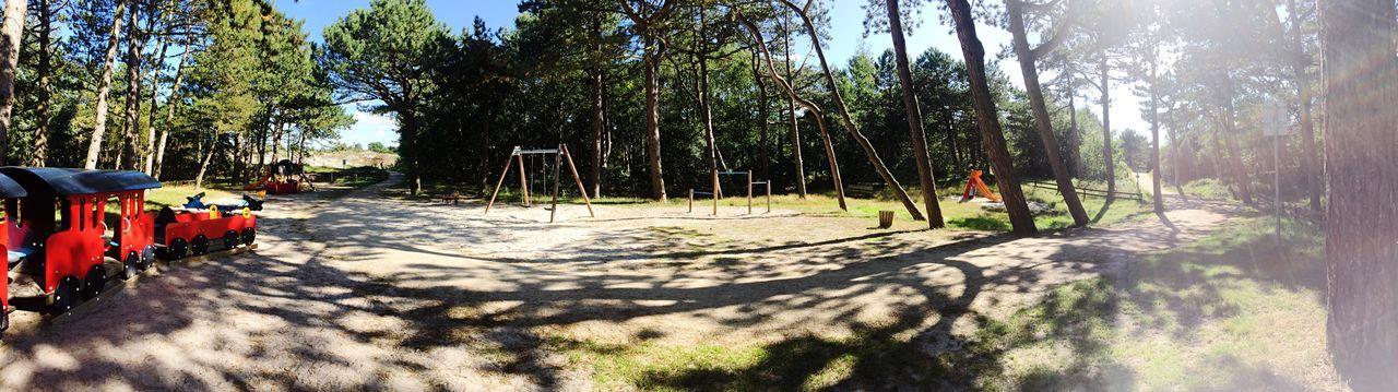 Such a fun place! Playground Waldspielplatz St Peter Ording