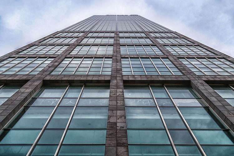 Berlin Treptowers Architecture