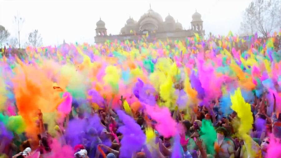 Colors Fest Happiness Splendid