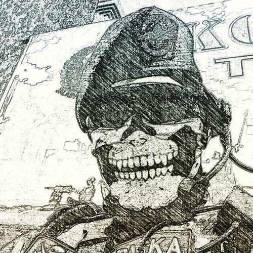 HELLO KING Dirgahayu KOPASKA 54 1962 -2016 Tan Hana Wighna Tan Sirna Kopaska ArtWork Sketch Indonesiannavy Indonesianmilitary