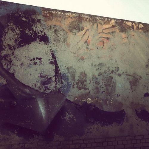 Some strange Capetown Streetart Graffiti Southafrica art