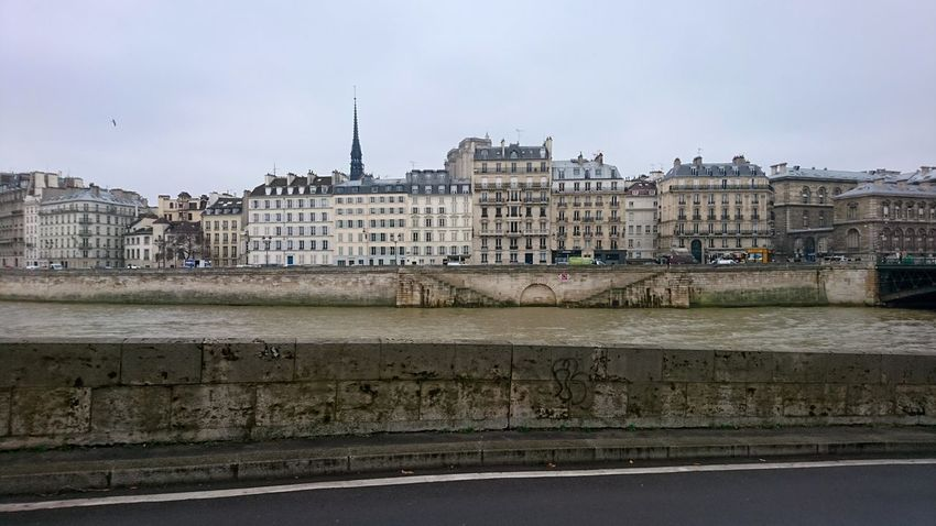 On the other side (of the Seine). Paris ❤ Paris France On The Other Side The Other Side Seine River Seine Water Cityscape Urban Landscape Architecture Gray Sky Clouds And Sky Europe History City Cityscape Politics And Government King - Royal Person Sky Architecture