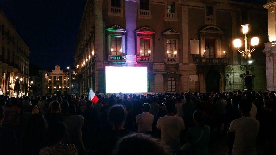 Catania , SICILY, EUROPEI 2016