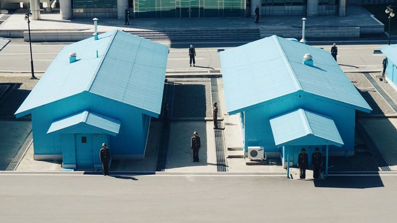 The Traveler - 2015 EyeEm Awards DPRK North Korea Northkorea