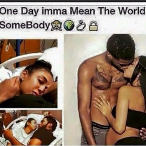And I Can't Wait 💯😍😘💍👑