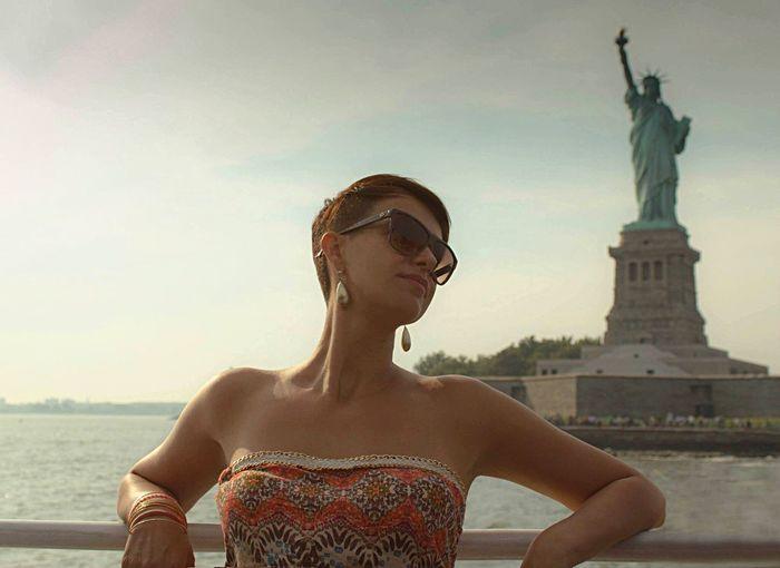 Statue Freedom