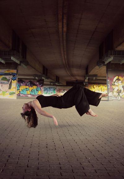 Levitation 50mm 1.4 Fly Graffiti Under The Bridge