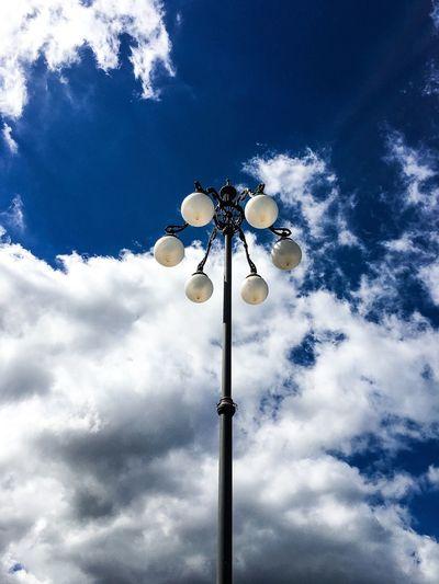 Sky And Clouds Sky Clouds Lampions Lamp Cielo Cielo Y Nubes  Cielo E Nuvole Nuvole Lampione