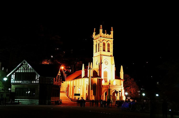 Shimla Diaries- Faith and belief! Oldworldcharm Church Prayers Nightphotography Night Lights Nightlife Theridge Statelibrary People Photography Taking Photos Capture The Moment EyeEm Buildings Incredible India Eye4photography  Nikonphotography Being A Tourist Nikon D5100  EyeEmBestPics Travel Photography EyeEm Best Shots ShimlaDiaries Eyeemindia Winter Coldnights Cities At Night Neighborhood Map