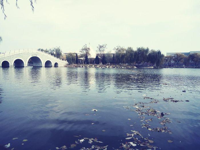 I JUST MISSING U . Lover Autumn🍁🍁🍁 FirstTime China View Ningxia Yinchuan,China North Minzu University 明湖