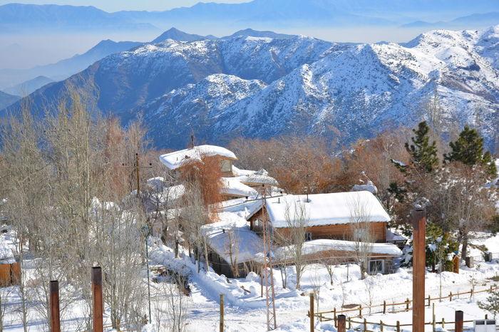 Ski resort, mountain snow and nature Mountain View Nature Skiing Winter Mountain Peak Mountain Range Mountain Snow Ski Ski Resort  Sky Snow Winter Holidays