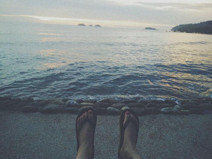 Alone Time Alonelyphotowalk Sea View