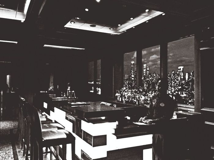 Starting A Trip Memories New York Bar