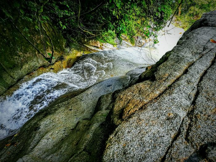 Huawei P9 Leica Nature Waterflowing Outdoors Hiking Trail Jangkar Lundu Borneo Sarawak