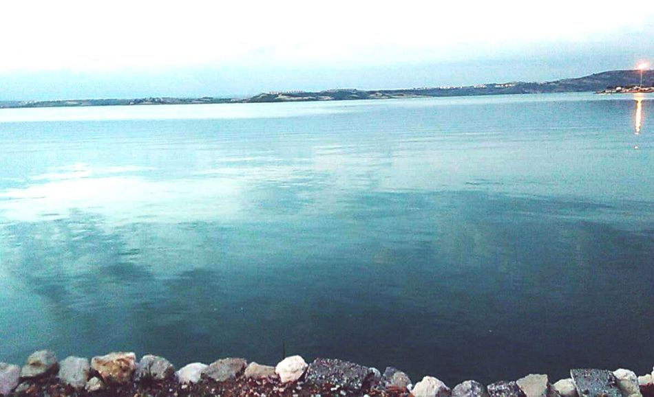 Adnanmenderes Seyhan Baraj Gölü Seyhan River Adana Lake Nature