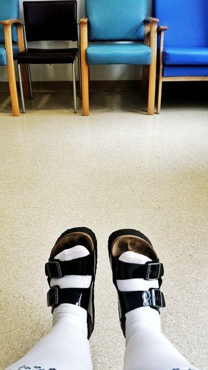 Barefoot pre op Get Well Soon! Feeling Sick