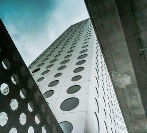 THE PEARLY GATES Solna Stockholm Sweden Urban Geometry Urban Architecture Thearchitect-2015EyeEmAwards The Architect - 2015 EyeEm Awards