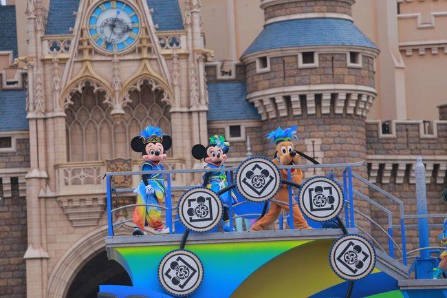 Tokyo Disney Land Canon6d Japan Daisy Minnie Mouse Mickey Mouse Gunbu