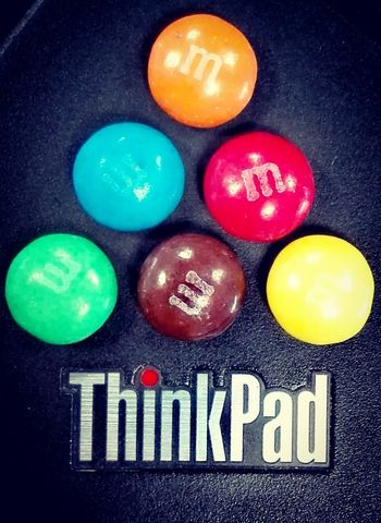 Maslow Pyramid ThinkPad Multi Colored No People Colors Colorful Sweets Chocolate Thinkdifferent RethinkThings