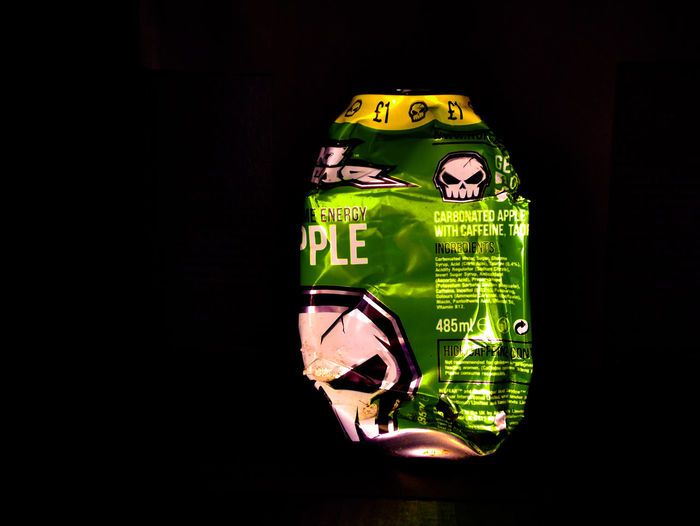 apple energy Black Background Choice Close-up Communication Copy Space Creativity Energydrink Fun Green Color Illuminated Indoors  Multi Colored No People Representation Single Object Still Life Studio Shot Text Toy Variation Western Script