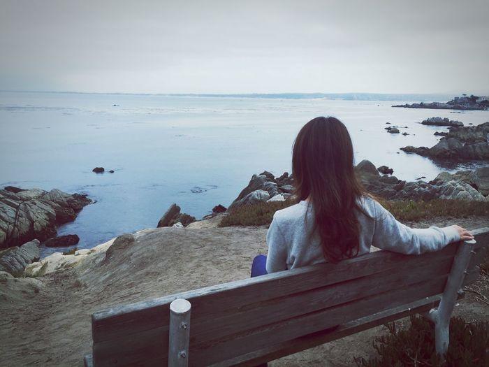 Monterey peaceful morning in Monterey