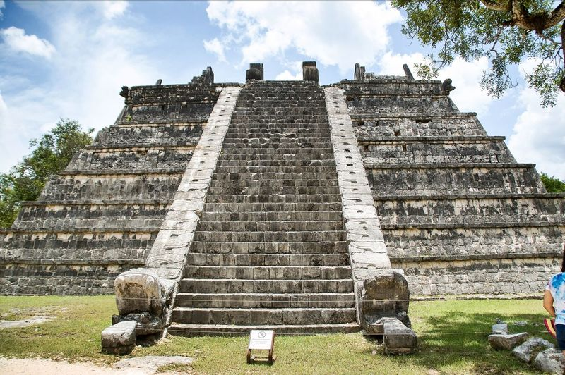 Chichen Itza Mayan Ruins Architecture Wonder Of The World Yucatan Mexico 7th Wonder Of World Yúcatan