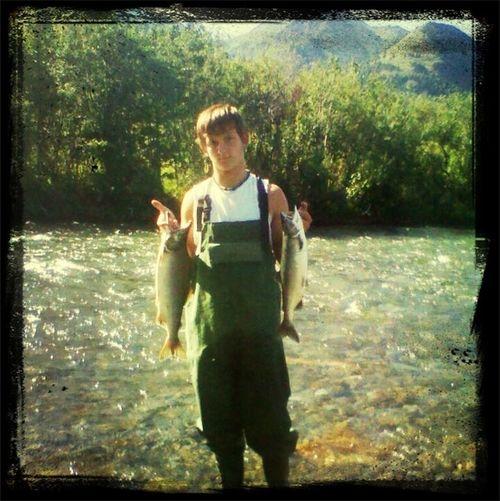 Alaska Fishing(: