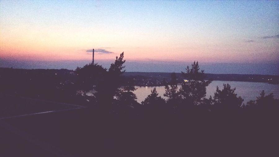 Sunset Summer Love Ocean