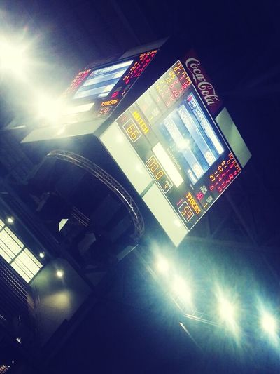 #BasketBall ... Coca Cola Tournament