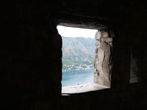 View from fortness,old town, Kotor, Montenegro Bay Beauty In Nature Cruise Ship Cruising Fortness Harbor Kotor Kotor Bay Montenegro Mountain Mountain Range No People Old Town Rocky Mountains Scenics Sea Stari Grad Tranquil Scene Tranquility View From The Top Window Window View The Secret Spaces