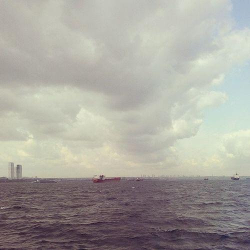 Yağmur geliyor İstanbul a