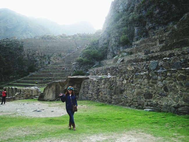 Recordando cusco Hello World Taking Photos Connected With Nature Ollantaytambo - Peru Mundo Peru