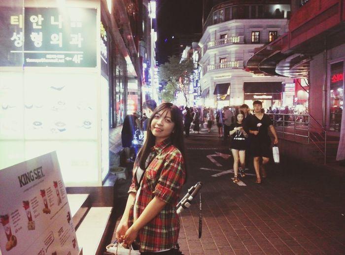 MyeongDong Myeong-Dong Seoul Seoul_korea South Korea Korea Taking Photos Streetphotography Shopping ♡ Shopping Day