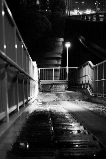 Streetphotography Light And Shadow Taking Photos Night Lights Nightphotography Blackandwhite Rainy Days Black & White