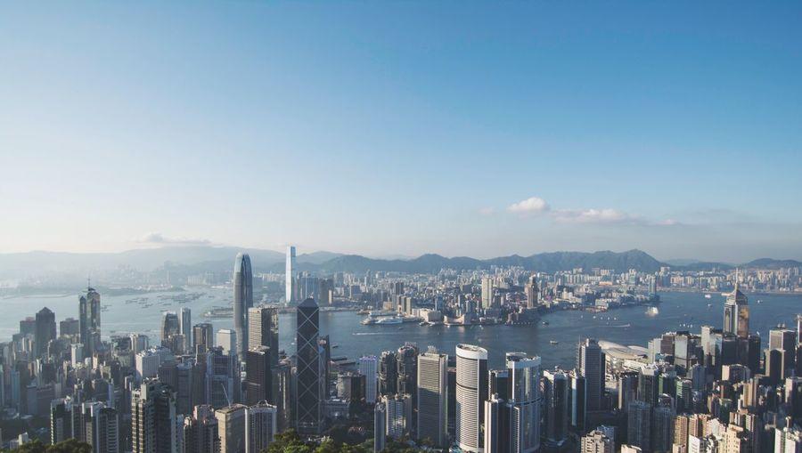 HongKong Instadaily Architecture City Skyline First Eyeem Photo