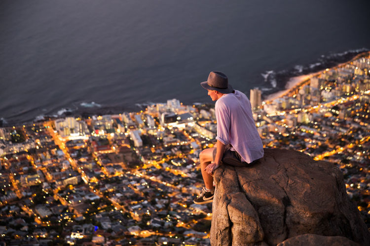 Adventure Cape Town Cape Town, South Africa Cityscape Lion's Head South Africa Sunset Table Mountain Travel Destinations Travel Photography