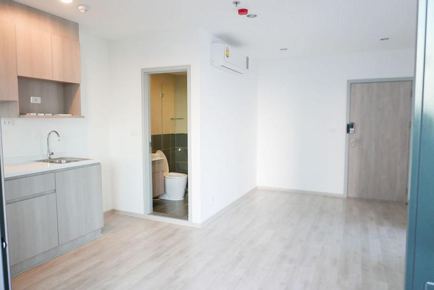 New condominium room Condominiums Horizontal Modern New Room Condominium Interior Kitchen