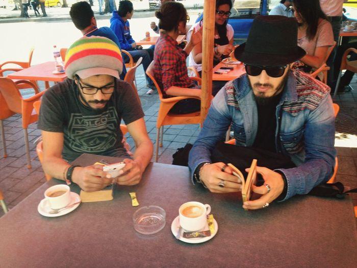 Coffee Friends Book Summer