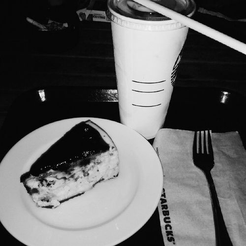 Treat! Blueberrycheesecake Tazo Starbucks