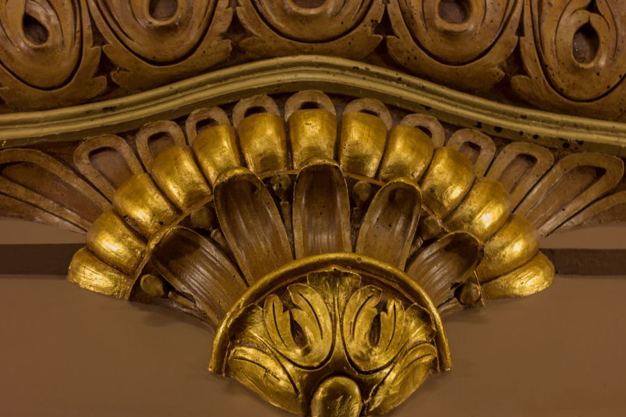 Architecture Close-up Gilded Gold Gold Colored Indoors  No People Ornate Pattern