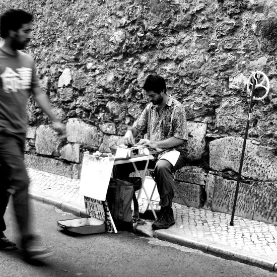 Street's Poemssss... Feira da Ladra Poetry Poems Poetic free Poesiadasimagens
