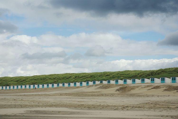 Zaandvort Netherlands Beach