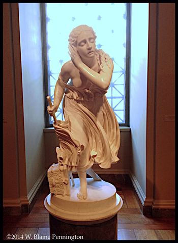Seems so alive... Sculpture National Museum Of Art