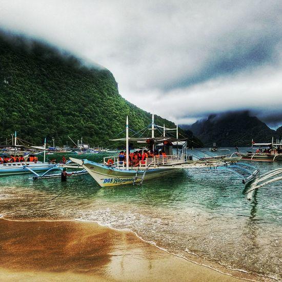 EyeEm Best Shots Boat Cloud - Sky Tranquil Scene Water Sojourner EyeEm Best Edits Nature