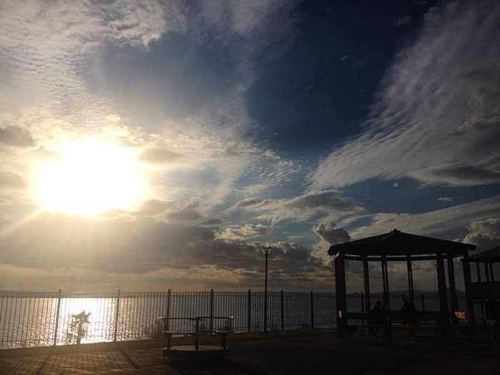 ☀️ Winterisntcoming Sun Sunshine Clouds Atthesea Sea Nofilter Noedit PhotographyismyLife PhotographyIsMyPassion Morethanjustahobby