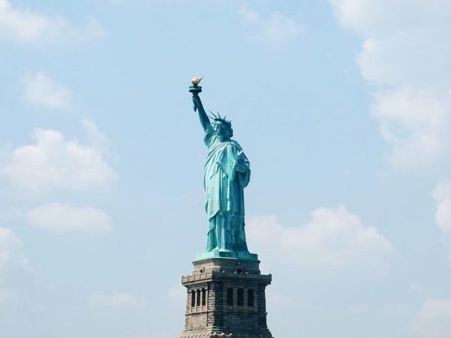 NY NYC Photography Liberty Statue Outdoors Sky Statue Travel Travel Destinations
