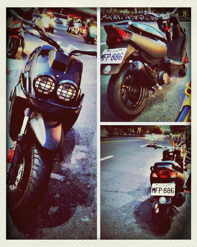 Yamaha Bws100 Motorbike Riding  Motorcycles