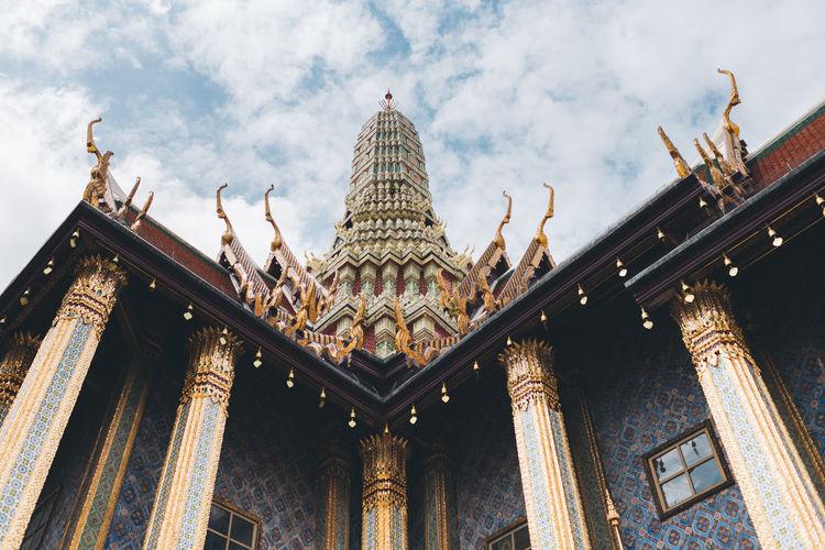 Wat phra keaw - thailand