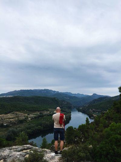 Panorama Fleuve Espagne SPAIN Catalunya